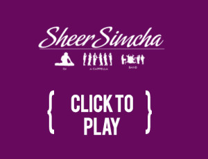 Sheer Simcha Live!